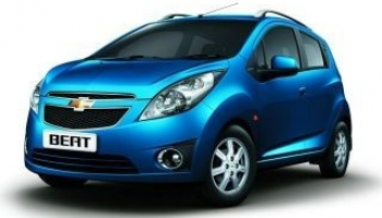 Hire an Chevrolet Beat in Goa