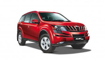Hire an Mahindra XUV in Goa