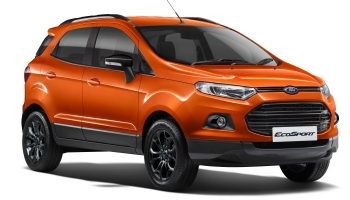 Hire an Ford Eco Sport in Goa