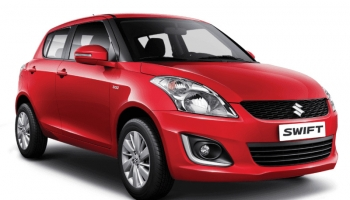 Hire an Maruti Swift   in Goa