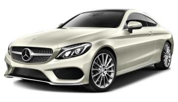 Hire an Mercedes C-Class in Goa