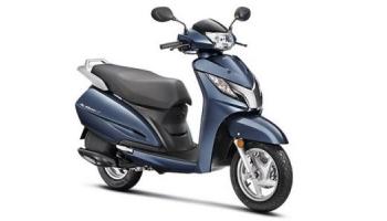 Hire an Honda Activa 125 in Goa