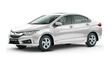 Hire an Honda City IV TEC in Goa