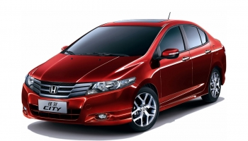 Hire an Honda City in Goa