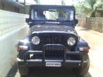 Hire an Mahindra Thar in Goa