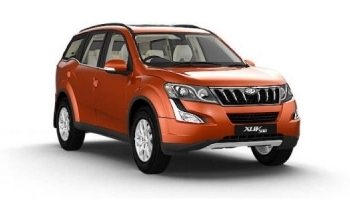 Hire an MAHINDRA XUV 500 in Goa
