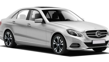 Hire an Mercedes E Class in Goa