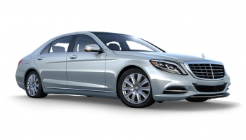 Hire an Mercedes S Class in Goa