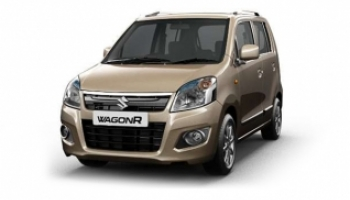 Hire an WagonR in Goa