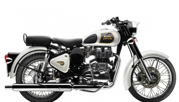 Hire an Royal Enfield Bullet in Goa
