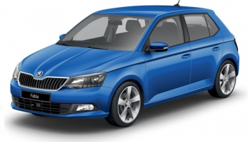 Hire an SKODA FABIA TAXI in Goa