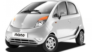 Hire an TATA NANO SELF DRIVE in Goa