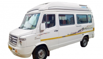 Hire an Tempo Traveller A/C in Goa