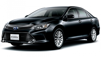 Hire an Toyota Camry  in Goa