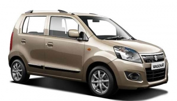 Hire an Maruti wagonr in Goa