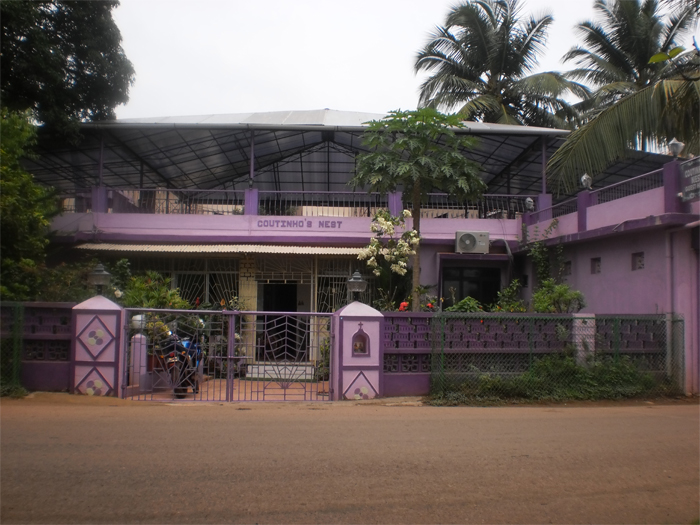 Guest Houses In Goa List Of Goa Guest Houses Cheap