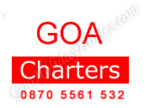 Goa Charters,Travel Agents In Goa in Goa