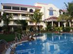 Joecons Beach Resort in Benaulim, South Goa