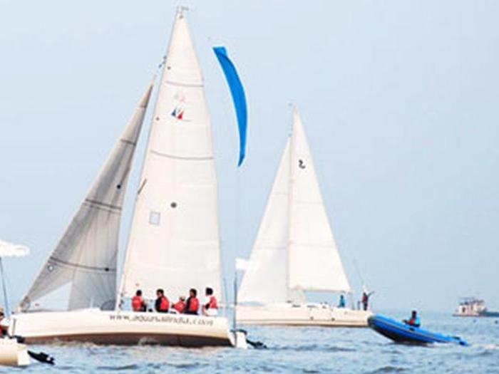 Aquasail 360\' Sailing - Day Adventures in Goa
