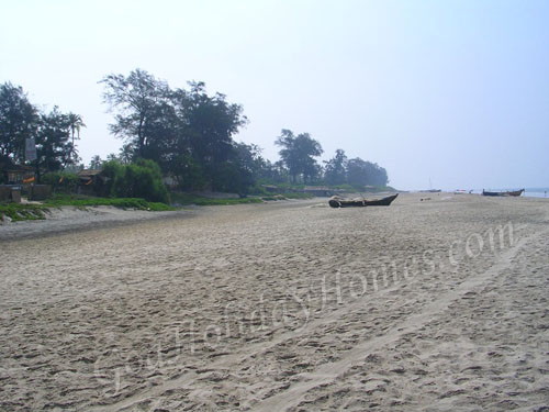 Arambol Beach In Goa in Goa