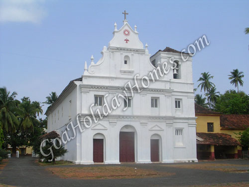 Arpora Church
