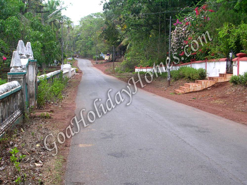 Villages & Towns In Goa
