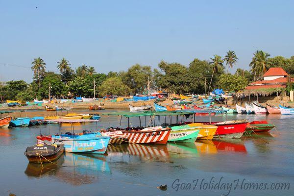 Baga in Goa