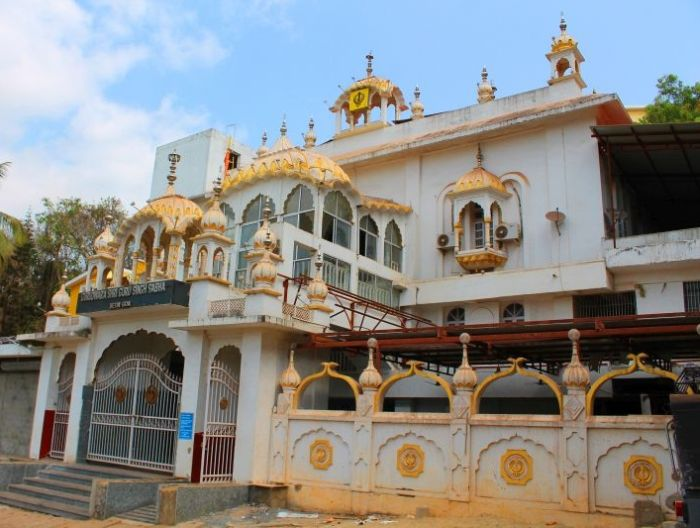 Betim Gurudwara in Goa