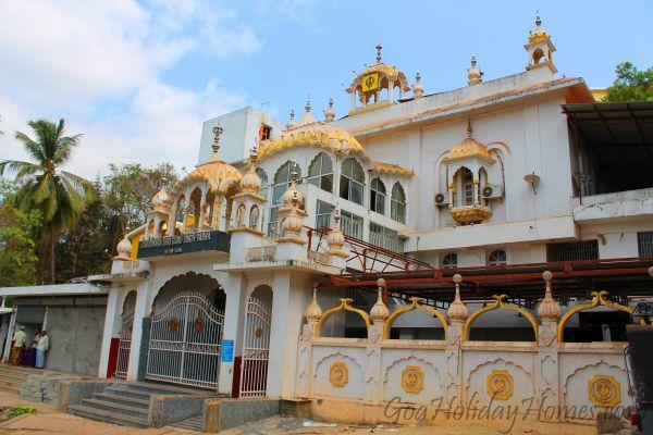 Betim Gurudwara in Goa