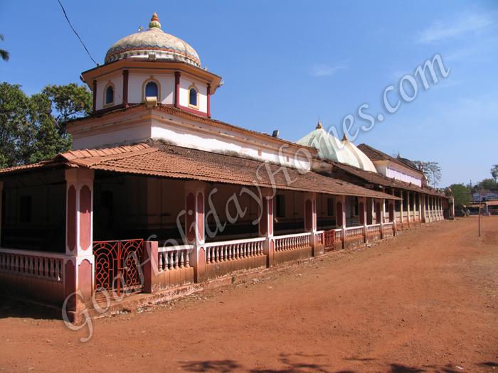 Bhagavati temple in Goa