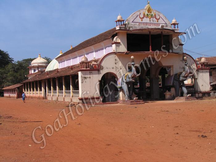 Bhagavati Temple In Pernem