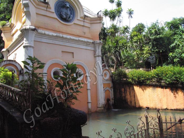 Boca De Vaca Spring in Goa