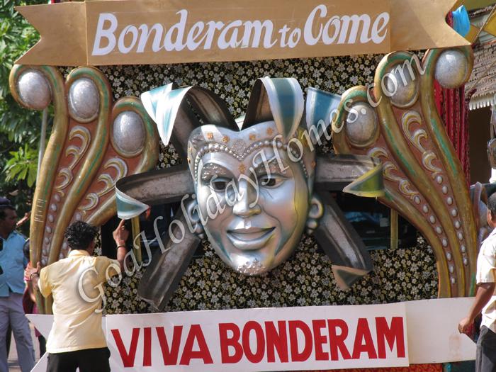 Bonderam 2008 Festival in Goa in Goa