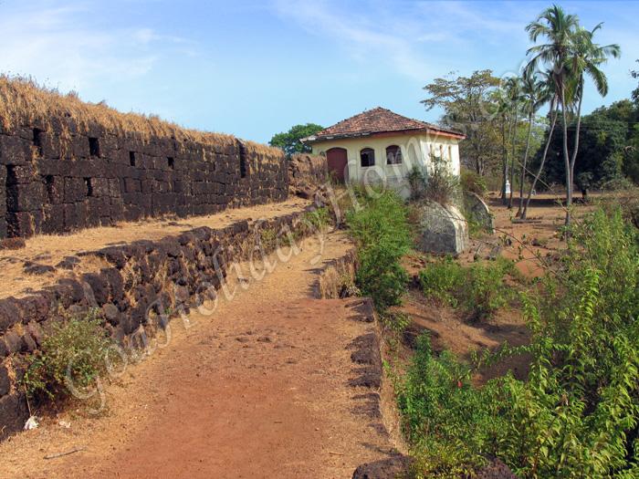 Cabo De Rama in Goa