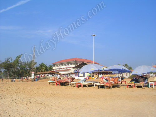 Calangute Beach In Goa in Goa