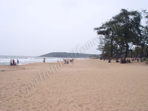 Calangute Beach In Goa India Goa Calangute Beach