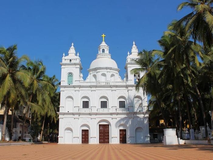 St. Alex Church in Goa