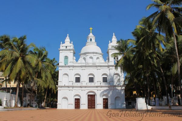St. Alex Church in Goa