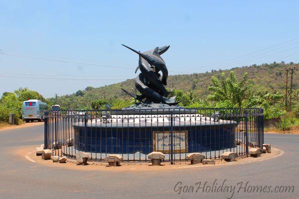 Calangute in Goa