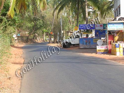 Carmona in Goa