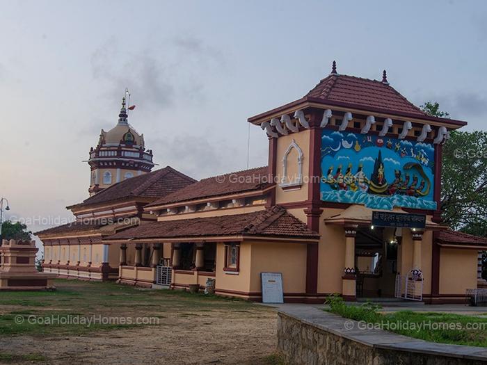 Chandreshwar Temple near Paroda in Goa