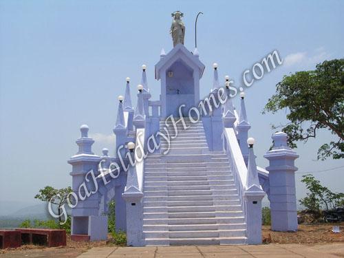 St Stevens-Santo Estevam Church in Goa