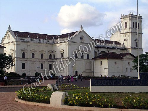 Old Goa In Goa Churches In Old Goa Places To Visit In