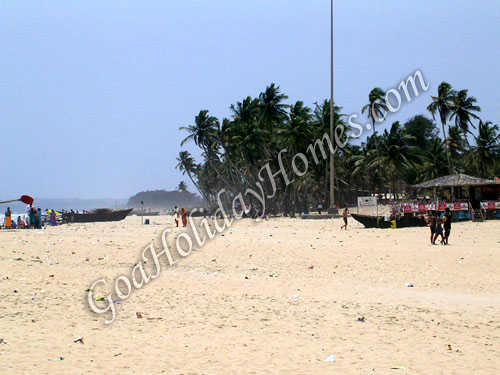 Colva Beach In Goa in Goa