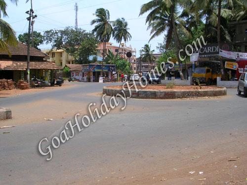 Colva in Goa