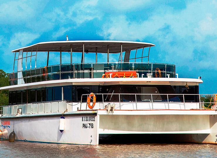 Champions Yacht Club in Goa