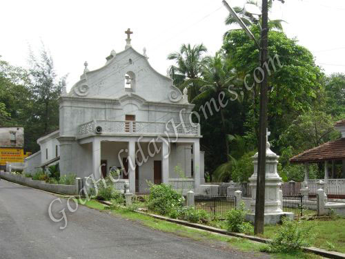 Cunchelim in Goa