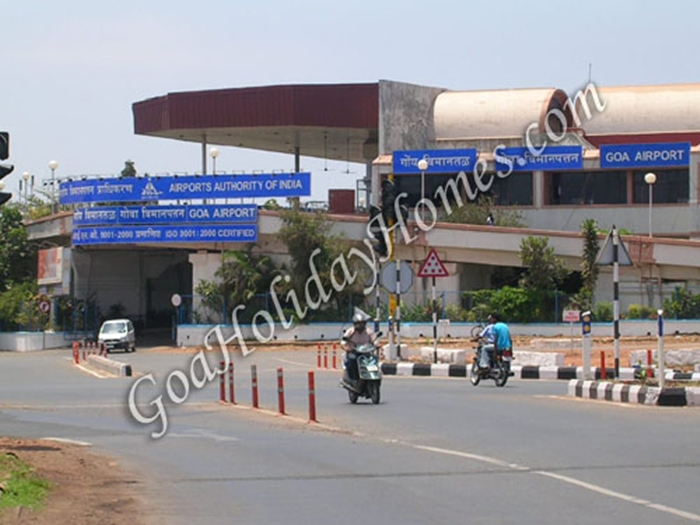 Dabolim airport in Goa, India | Domestic airport at