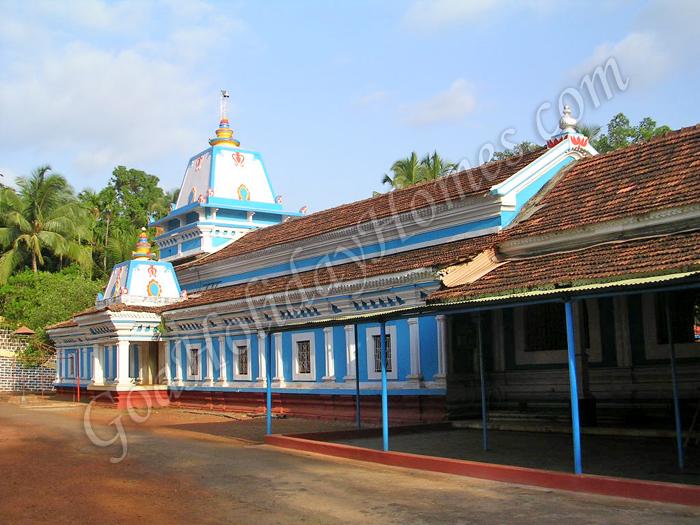 Shri Datta Mandir in Goa