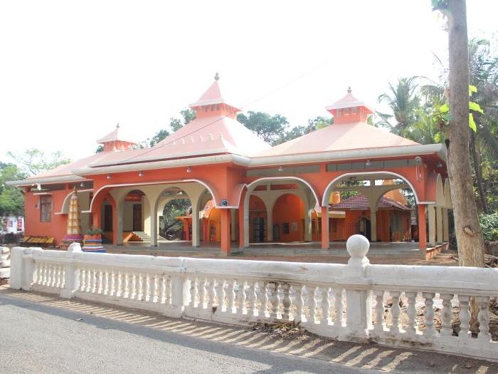 Devki Krishna Bhumika Mallinath temple in Goa